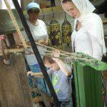 Музей колокольного звона в храме Михаила Архангела. 8 июня 2016 г.