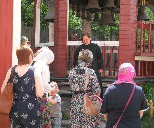 Музей колокольного звона, храм Михаила Архангела