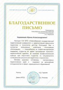Новосибирский государственный педагогический университет