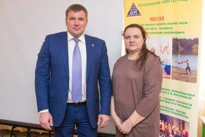 Новосибирские энергетики подписали Соглашение с детскими общественными организациями