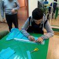 Класс шитья в Ассоциации Интеграция