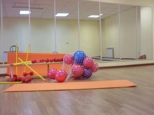 Ноаое спортивное оборудование для детей-инвалидов